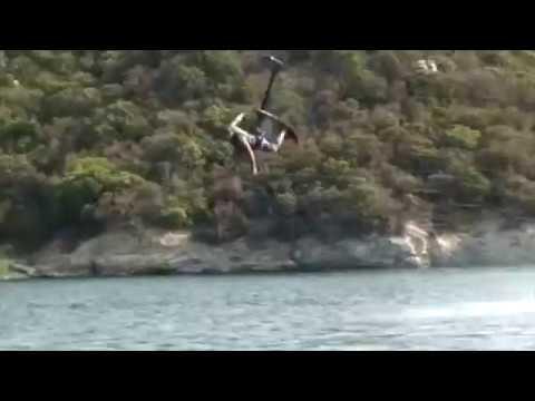 Hydrofoiling Lake Silverwood CA 8/18