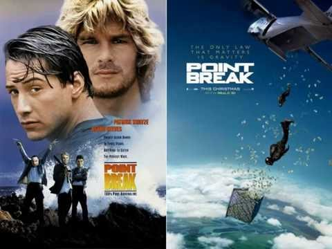 Invasion of the Remake Ep.36 Point Break (1991) Vs. Point Br