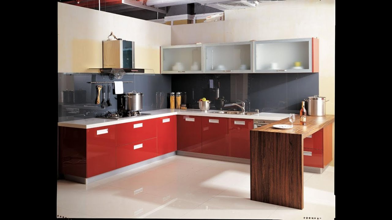 Designer Kitchen Cabinets - YouTube