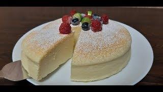 Японский хлопковый чизкейк // Japanese Cotton Cheesecake