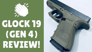 Glock 19 Gen 4 Review (One Of The Best Compact Pistols In The World)