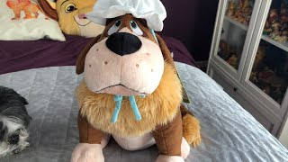 3e813a659a2 Peter pan disneystore nana plush review ...