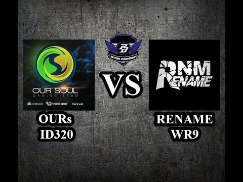 OURs ID320 vs RENAME WR9 - PBNC 2017 JAKARTA CLOSE - MAP DOWNTOWN