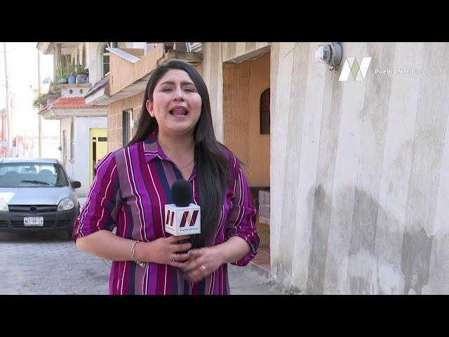 #SET #PueblaNoticias Se registra granizada en Acajete