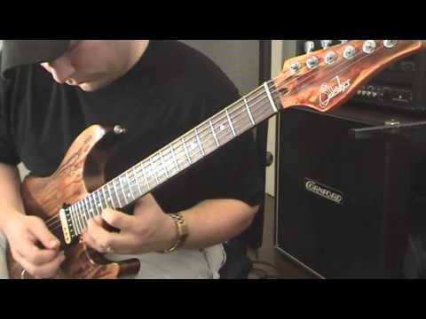 Rick Graham playing Alex Argento solo - 'Embrace to the World'