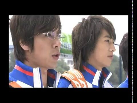 Prince Of Tennis Live Action 2008 Trailer