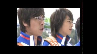 Prince of Tennis Live Action (2008) Trailer