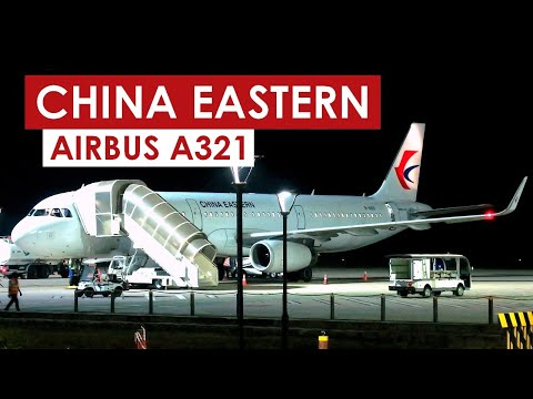[Flight Report] CHINA EASTERN | Siem Reap ✈ Shanghai | Airbus A321 | Business