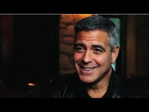 "George Clooney Jokes About Brad Pitt's Career: ""There's Always Dinner Theater!"""