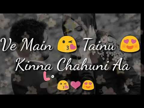 Tere Liye Duniya Nu Chadiya || Very Hot And Romantic Whatsapp Status Video