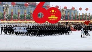 4K 2009 中国国庆阅兵《盛世大阅兵》八一制片厂  2009 China National Day Parade
