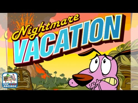 Courage the Cowardly Dog: Nightmare Vacation – Save Muriel