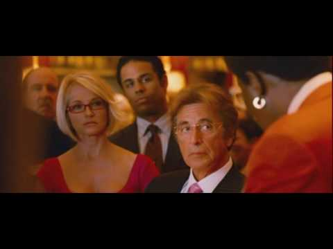 Ocean's Thirteen 2007  Domino's  with Al Pacino and Andy Garcia