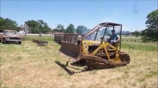 John Deere 2010 dozer for sale | no-reserve Internet auction June 21, 2017