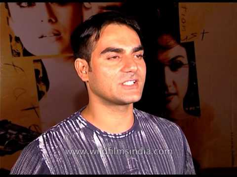 Bollywood actor Arbaaz Khan on music release of his film 'Wajahh: A Reason to Kill'