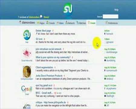 Stumbleupon - Web 2.0 Traffic Generation Secrets