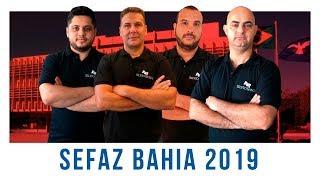SEFAZ BAHIA: LIVE COM GRANDES MESTRES