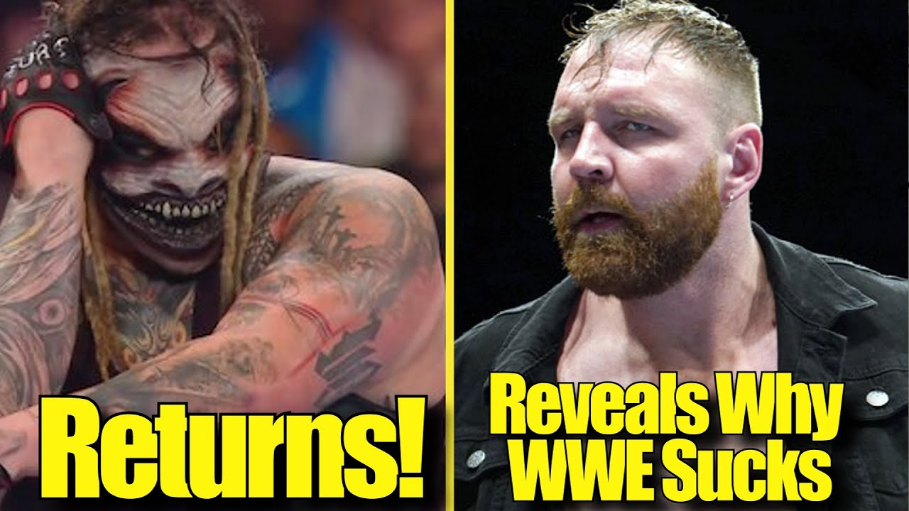 The Fiend RETURNS! Becky Lynch SPOTTED? Jon Moxley REVEALS Why WWE SUCKS... Edge RETURN DATE?