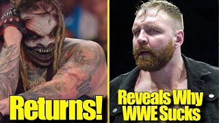 The Fiend RETURNS Becky Lynch SPOTTED Jon Moxley REVEALS Why WWE SUCKS Edge RETURN DATE