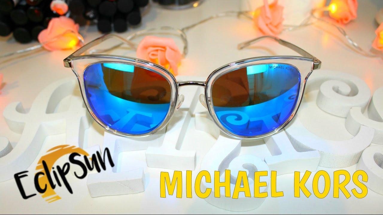HAUL ECLIPSUN GAFAS DE SOL MICHAEL KORS - YouTube