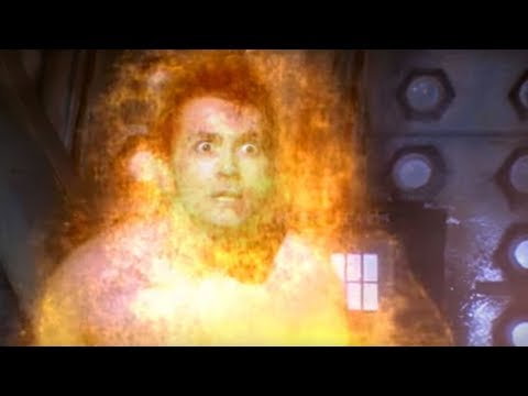The Meta-Crisis Tenth Doctor | Journey's End | Doctor Who