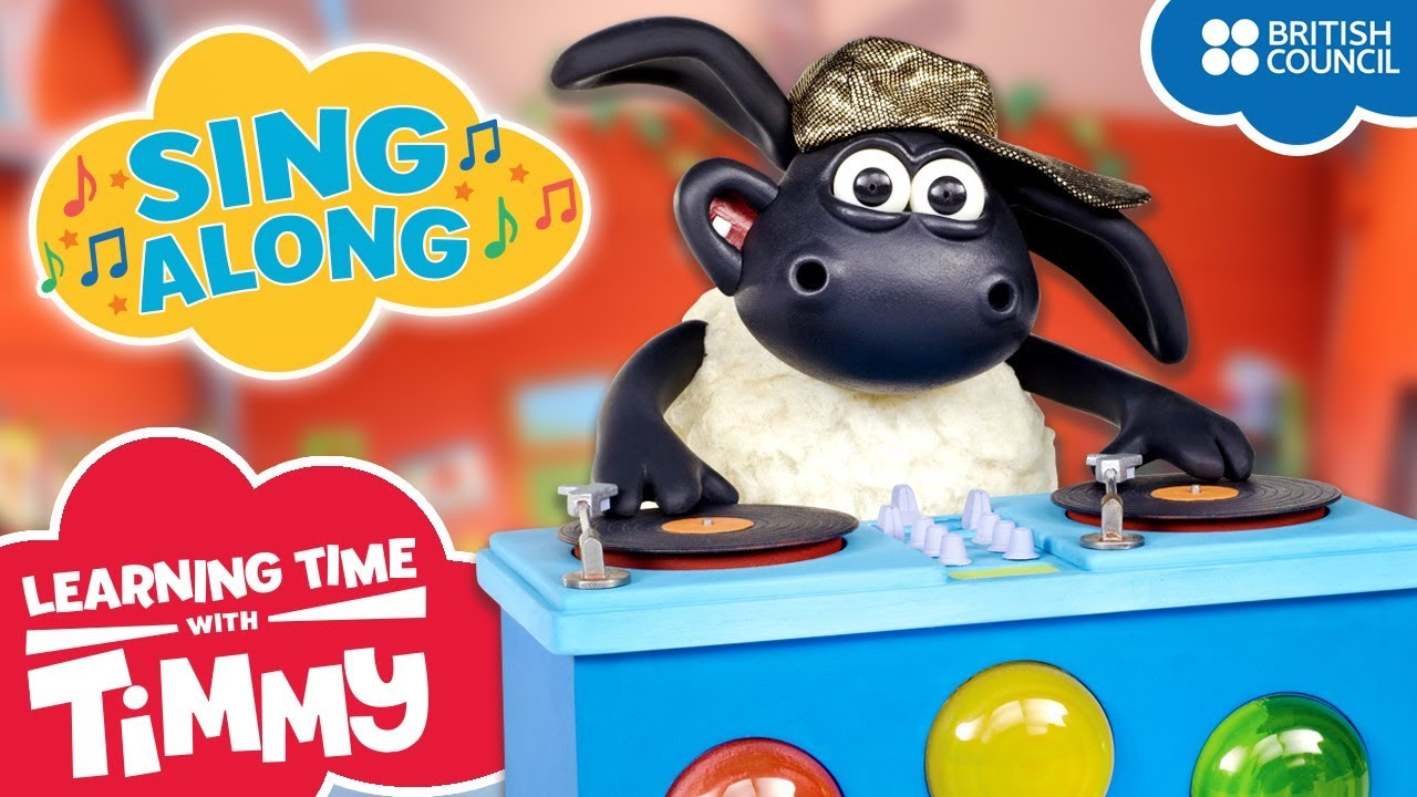 Timmys Noisy Singalong 2 | Learning Time with Timmy | Nursery Rhymes and Songs for Kids