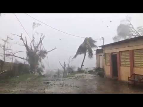 Puerto Rico Hurricane Maria Disaster : Utuado area