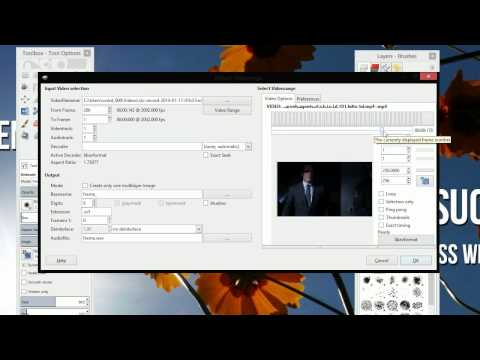How to Make an Animated GIF with GIMP