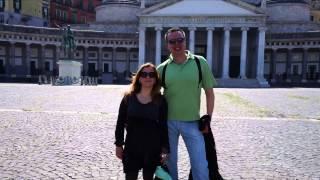 видео экскурсии из рима в неаполь и помпеи
