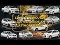 LOS 10 AUTOMOVILES MAS VENDIDOS EN LATINOAMERICA 2017