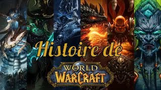 World of Warcraft - Histoire de chaque extension