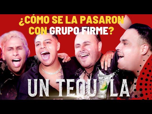 Río Roma habla de su colaboración con Grupo Firme y la posible canción que le daran a Luis Miguel