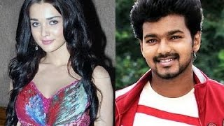 Vijay is the Super Star - Amy Jackson | Theri Movie | Hot Tamil Cinema News