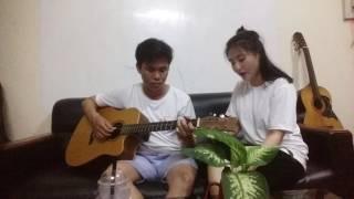 Nói làm sao hết - Tăng Nhật Tuệ ( guitar cover by Nhung )
