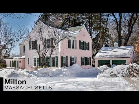 Video of 1067 Brush Hill Road | Milton, Massachusetts real estate & homes