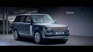 2018 Range Rover - Interior & Exterior Features - Simply Better Land Rover - ROGEE
