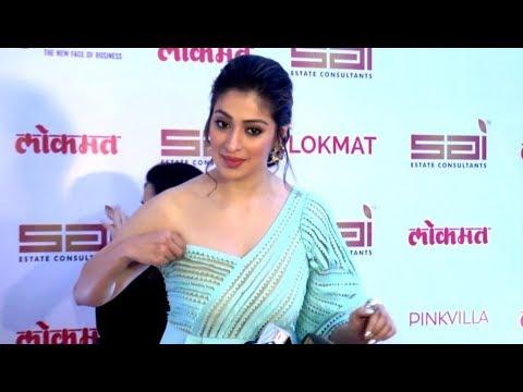 Raai Laxmi At Lokmat Maharashtra Most Stylish Awards 2017