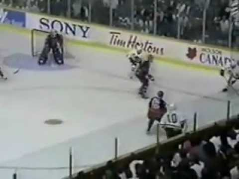NHL 1995, Game 3 - St.Louis Blues vs Vancouver Canucks