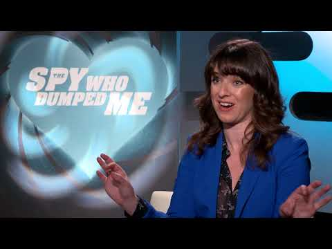 The Spy Who Dumped Me Interview: Susanna Fogel Mp3
