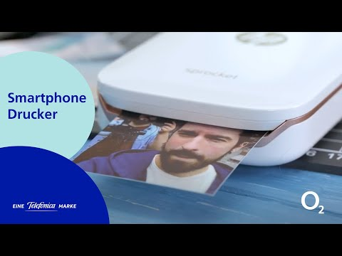 Video: Smartphone Drucker - So druckst du Fotos von deinem Smartphone ganz einfach aus