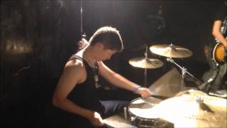 ロックンロールなんですの (Supercell) Drum cover by TAKESHI