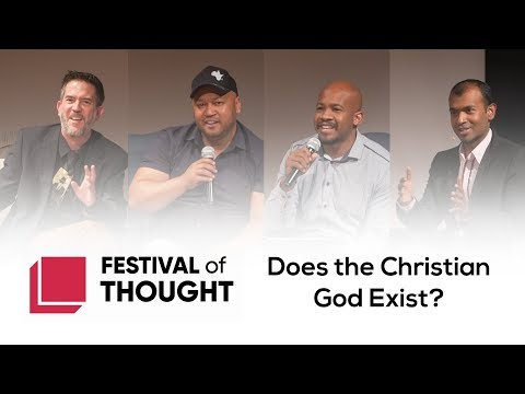 Does the Christian God Exist?