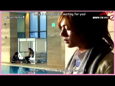 Boys Before Flowers OST Because I'm Stupid -- SS501 ( Sub español + Romanización )