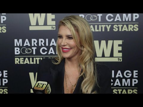 Brandi Glanville Claims Dad Stopped Speaking to Her After 'Marriage Boot Camp' Exclusive