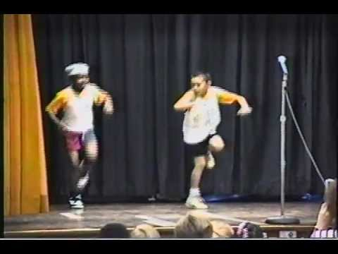Bettes Elementary School Talent Show starring JeJuan Alexander and Joey Bitong