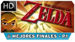 P.1 Mejores Finales de The Legend of Zelda - Top 10 - 10/06