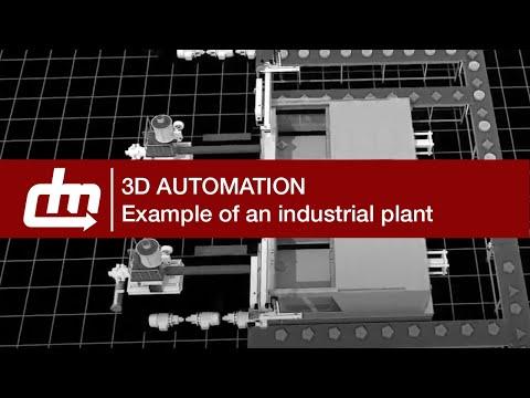 Layout impianto generico - Layout general plant