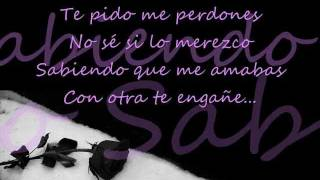 Michael Salgado y Elida Reyna - Quedemos Como Amigos {Con Letras/Lyrics}