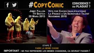 #CopyComic - La France A Un Incroyable Talent (Hits For Chicks)