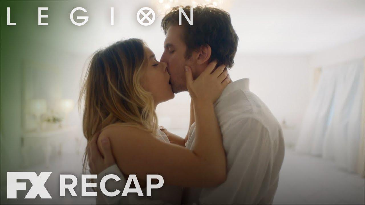Download Legion   Season 1-2 Recap: S Y D x D A V I D   FX